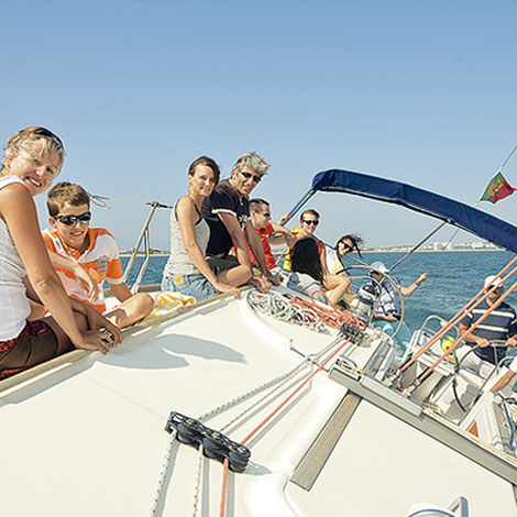 Private Half Day Cruise from Portimao