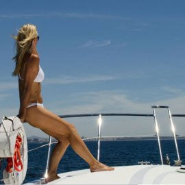 Sunseeker Full Day Yacht Charter Algarve