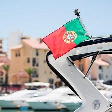 Sunseeker Superhawk 34: Spend 1 Hour on Boat in Vilamoura Marina