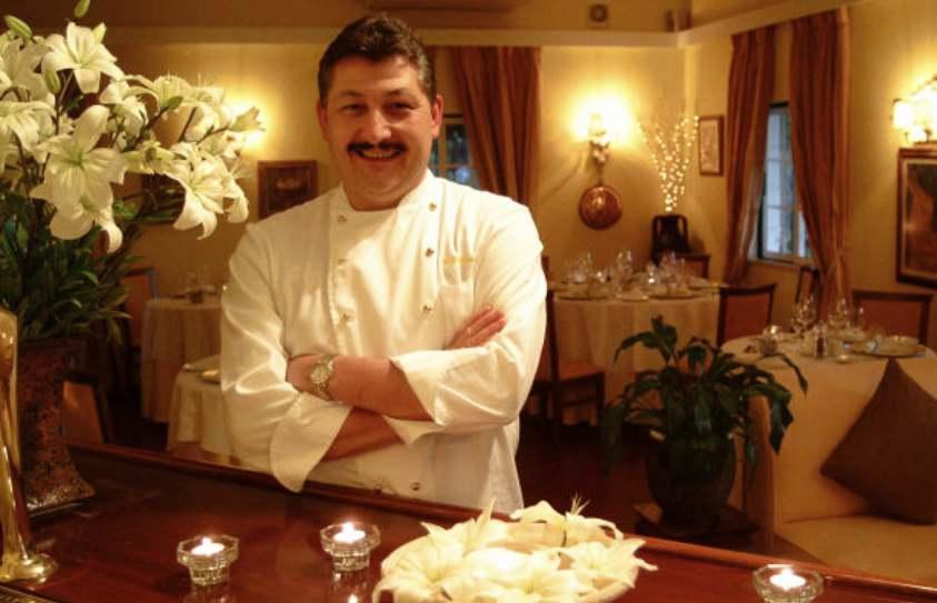 Restaurante Willie's - Chef Willie Wurger