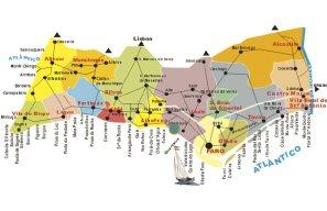 Planification d'itinéraire en Algarve