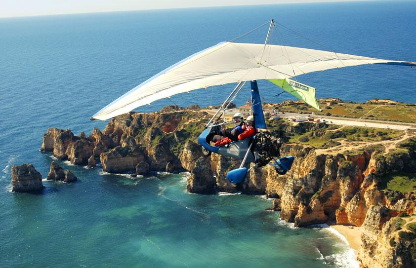 Aventure en Algarve
