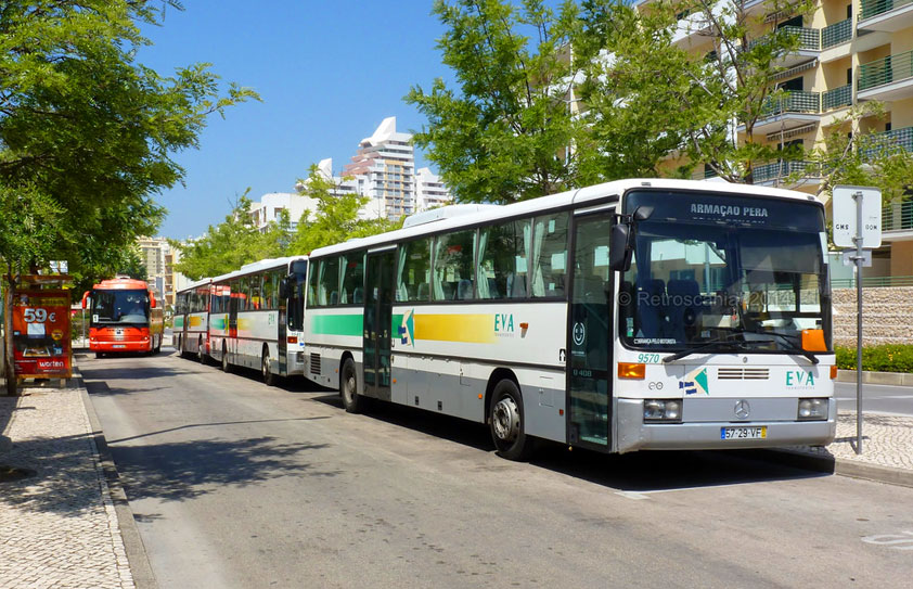 Bus en Algarve