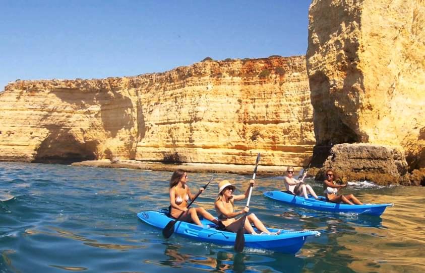Kayak Algarve