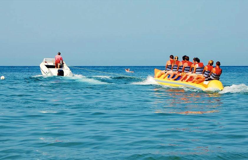 Sports aquatiques en Algarve