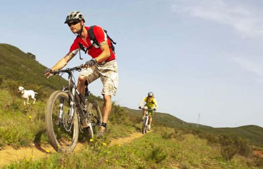 Passeios de bicicleta na montanha, Algarve