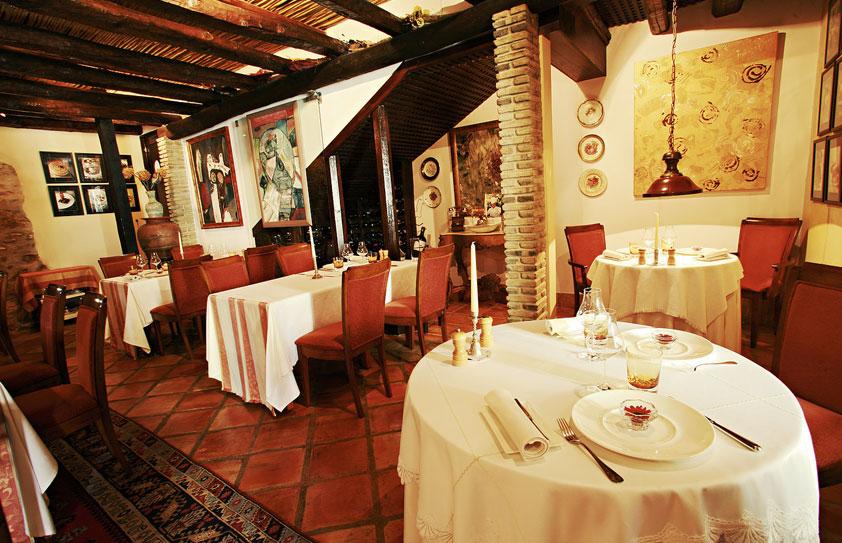 Restaurante Henrique Leis 1* - Almancil, Algarve