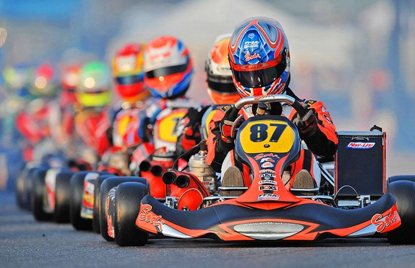 Karting en Algarve