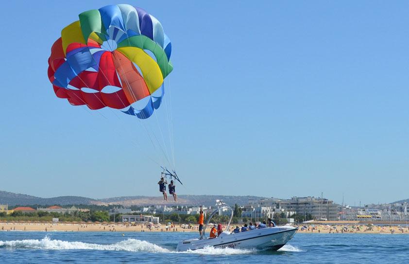 Parasailing - Algarve