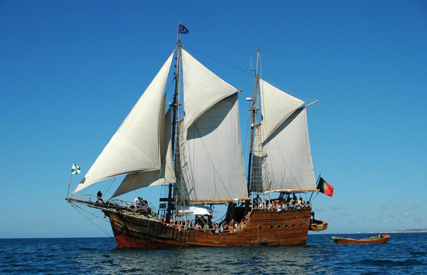 Приключения на Пиратском Корабле в Алгарве