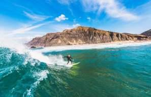 Algarve Surfing