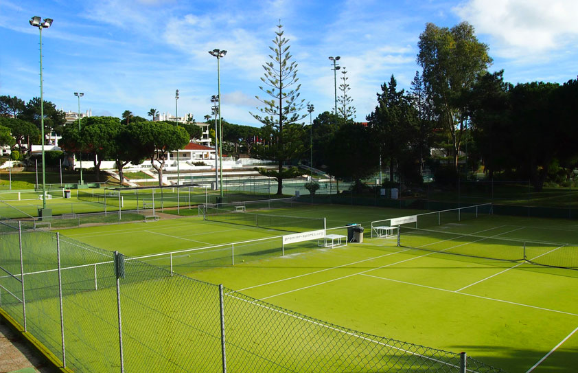Падел / Теннис в Алгарве