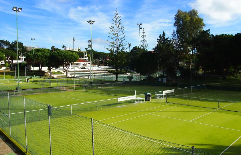 Padel / Tennis en Algarve