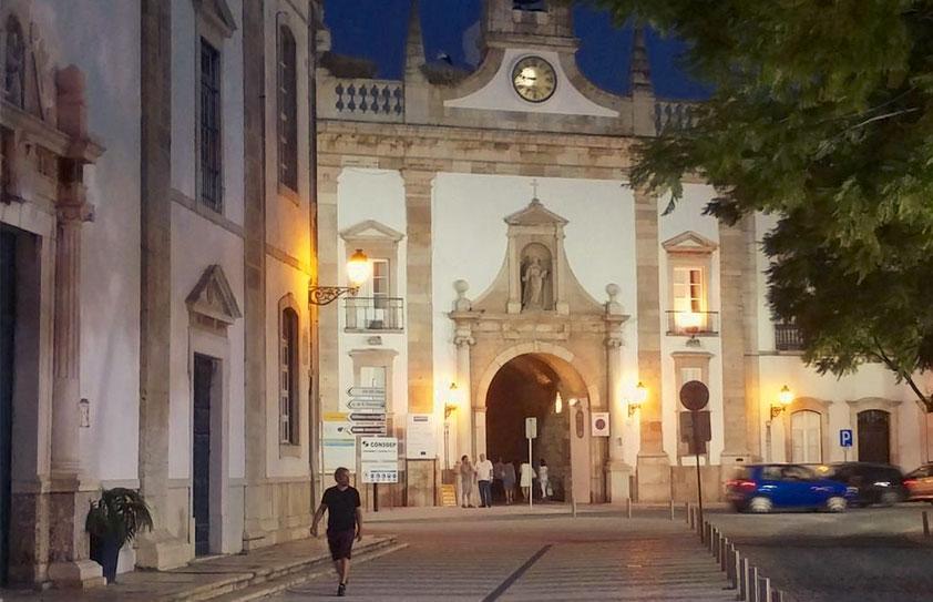 Villes en Algarve