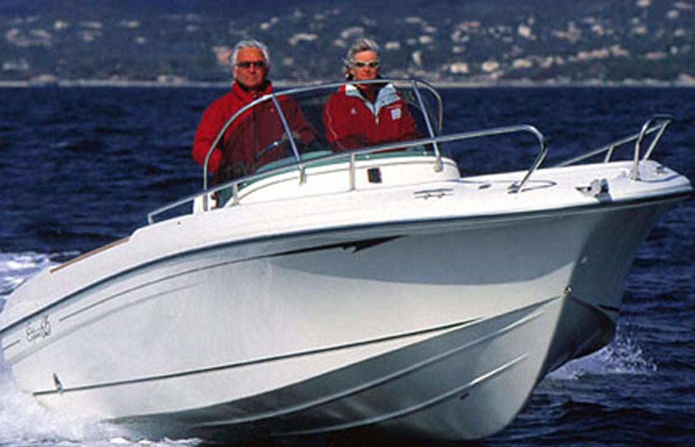 Jeanneau CC 625 Motor Boat