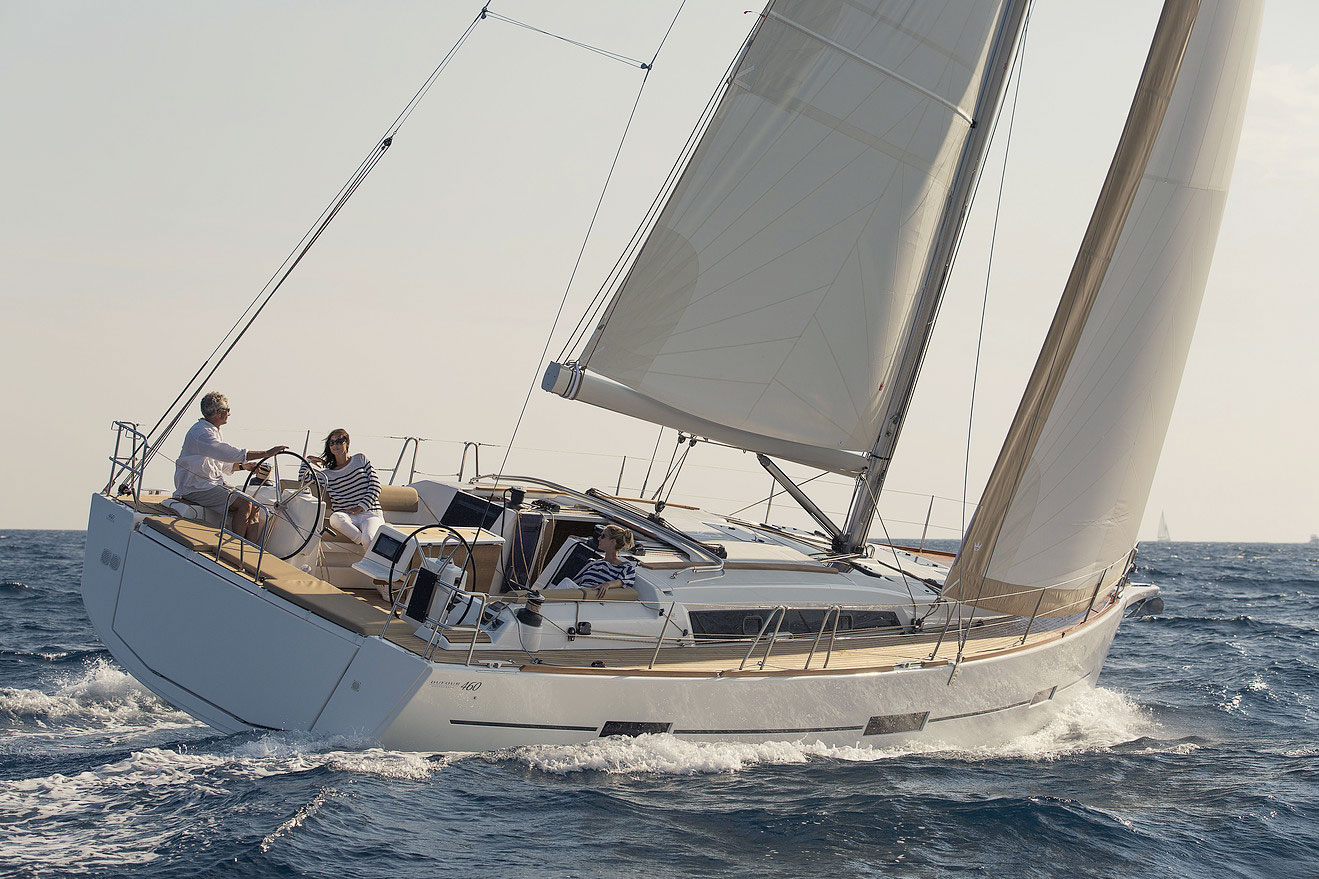 Dufour Grand Large 460 Yacht Charter in Algarve