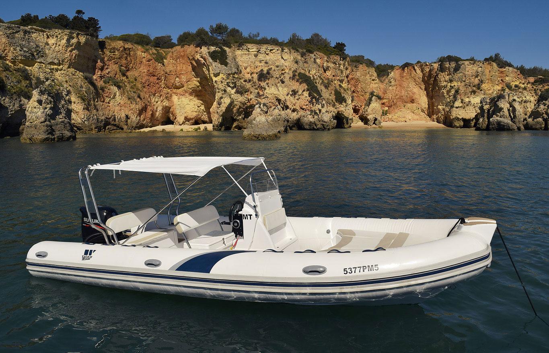 Tiger 620PL Motor Boat Charter