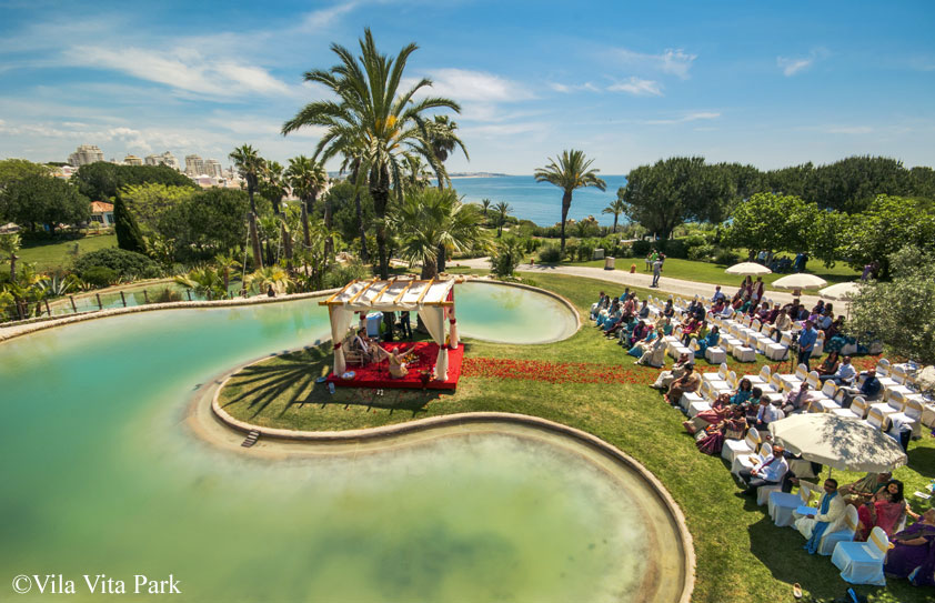 Fantásticos espaços para eventos no Algarve