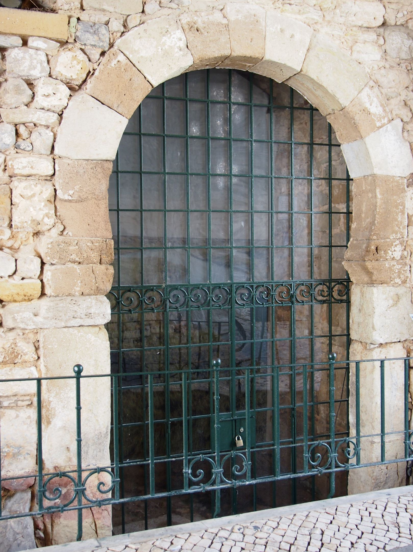 Original entrance to the old town, Faro