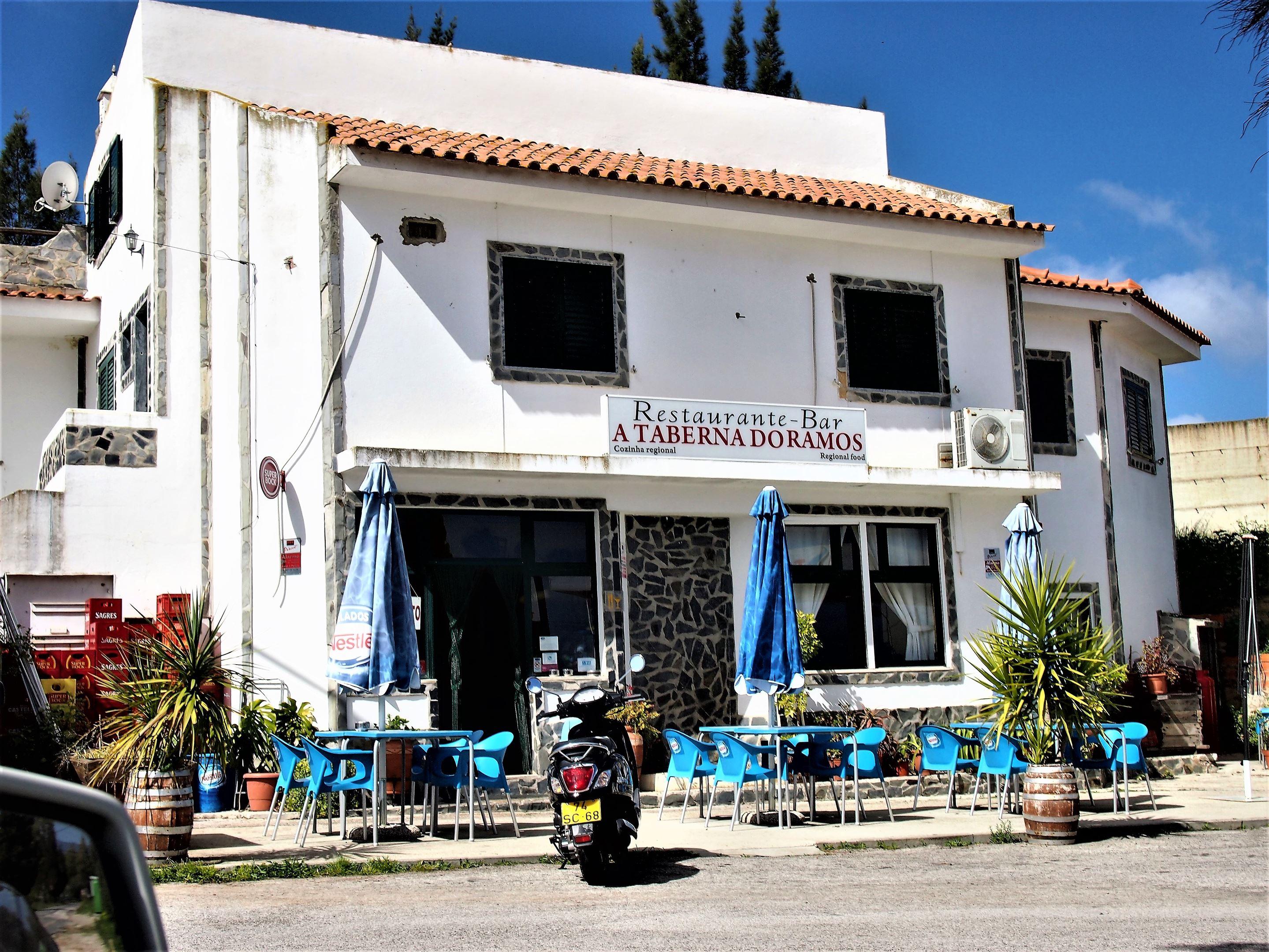 Restaurante Taberna do Ramos, Alcoutim