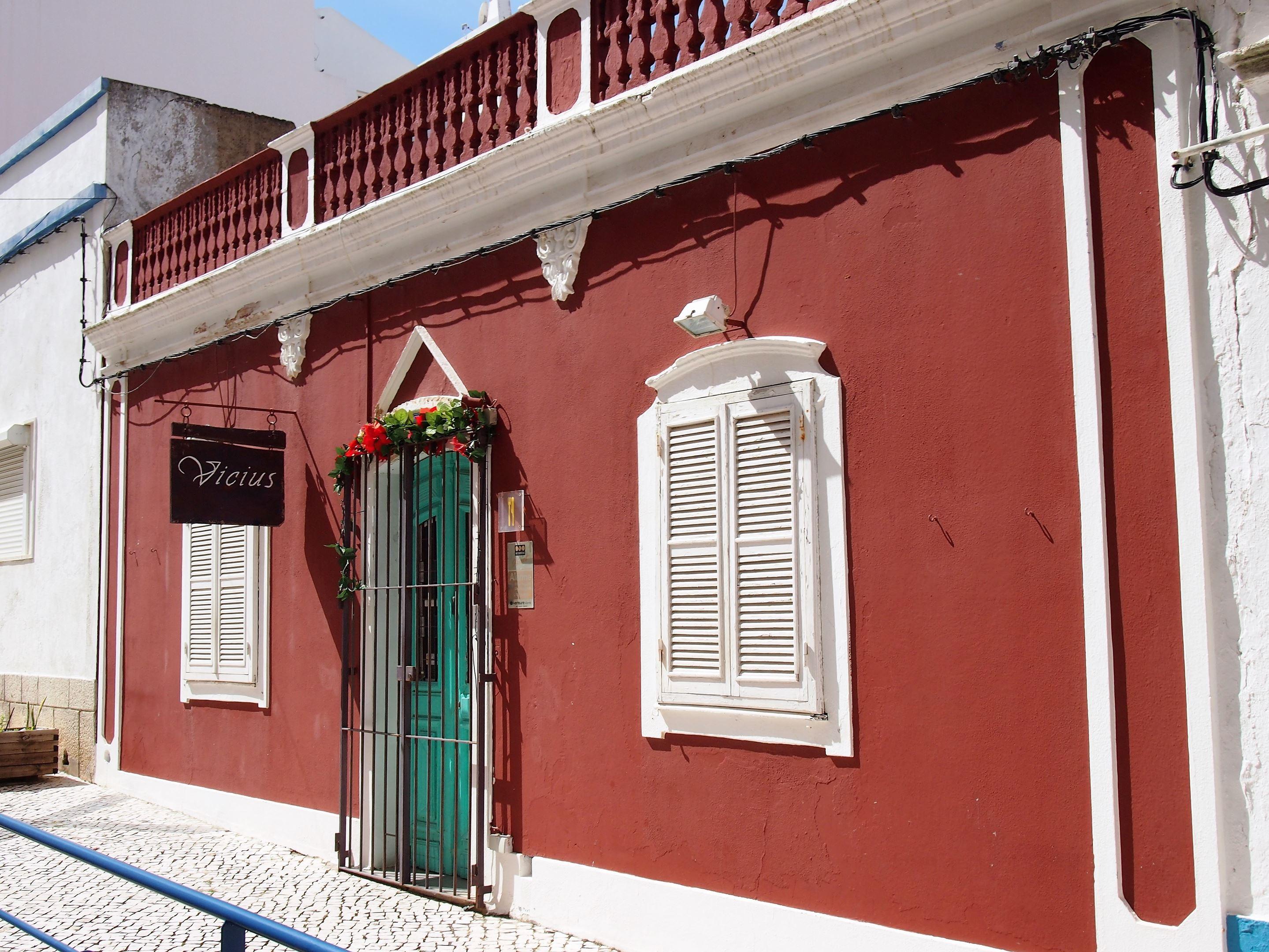 Vicius restaurant, Monte Gordo