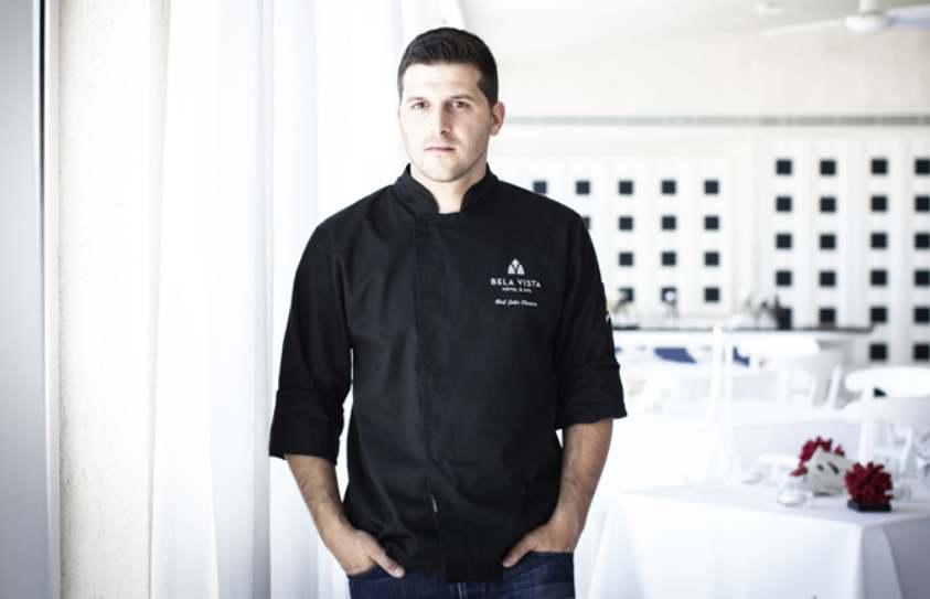 Bela Vista Restaurant Chef João Oliveira