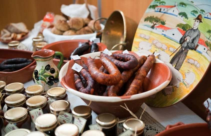 Monchique's Sausage Festival