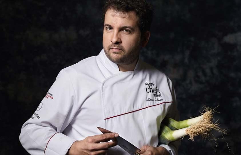 Bon Bon Restaurant Chef Luis Anjos