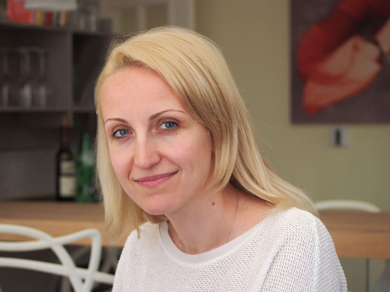Nataliya Rososhenko Marketing Associate