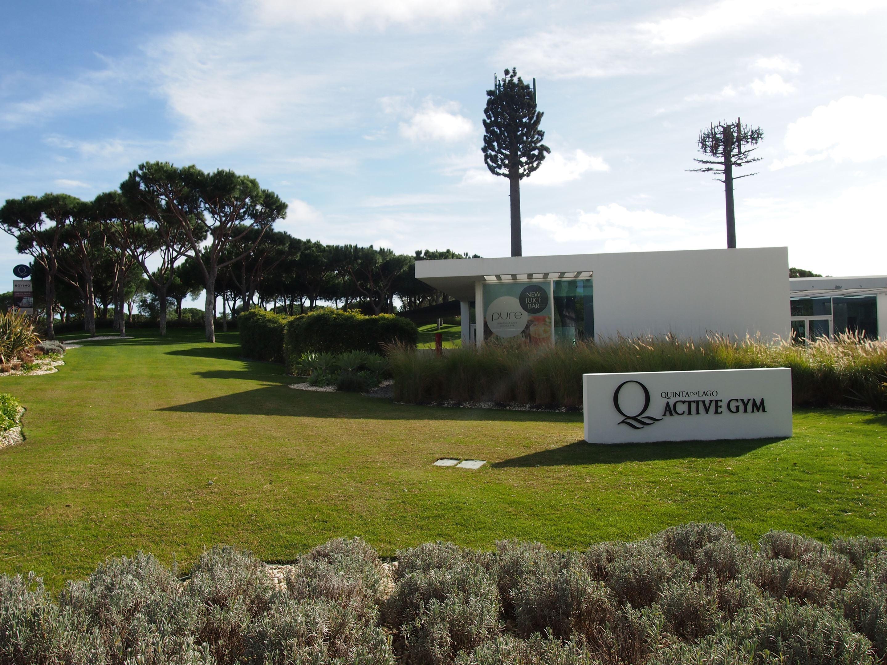 Salles de sport en Algarve : Salle de sport Active Q à Vila do Lobo