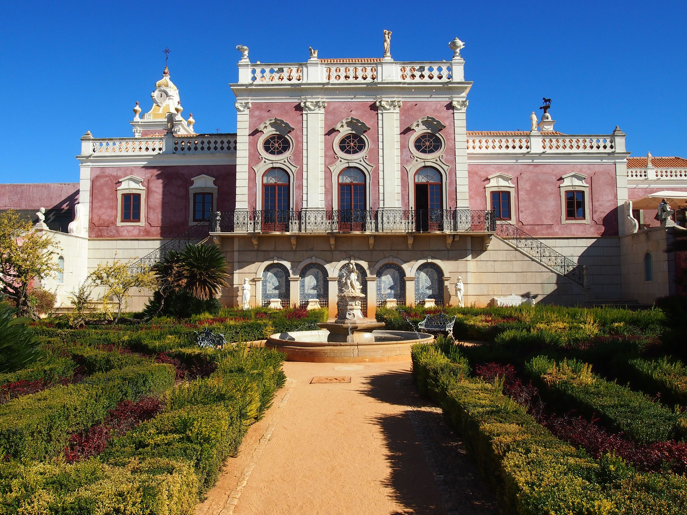 Estoi Palace, Algarve