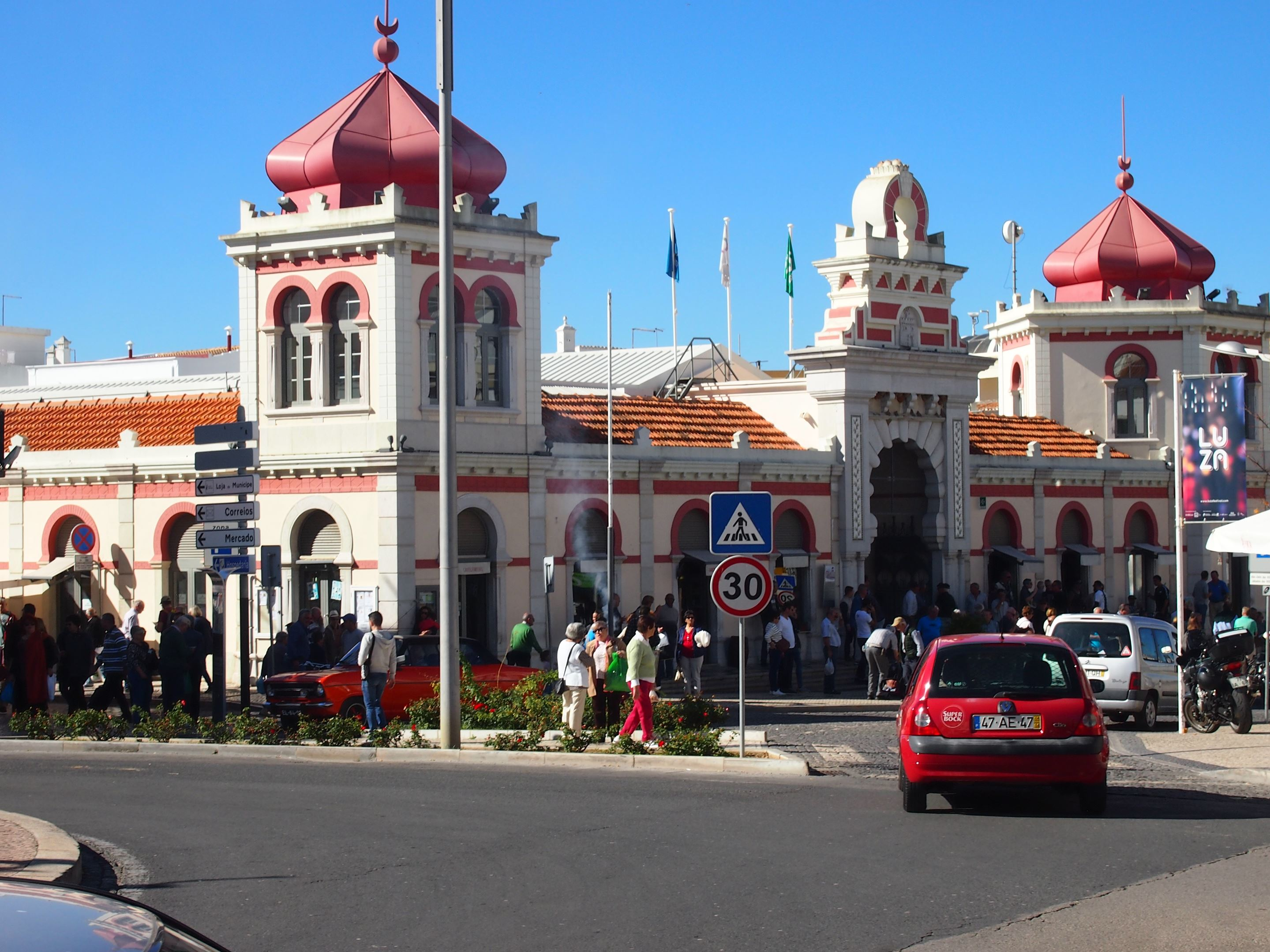 Mercado Municipal de Loulé, Algarve
