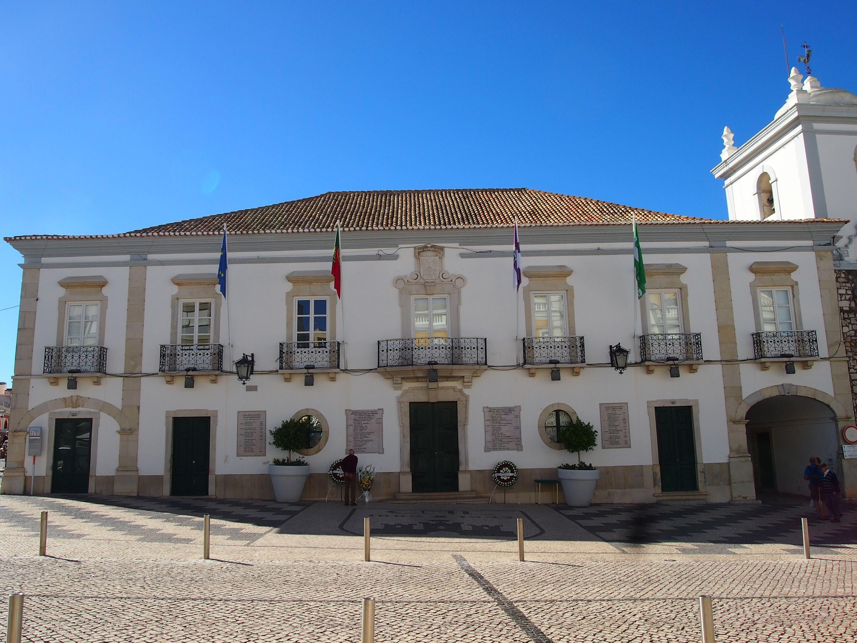 Câmara Municipal de Loulé.
