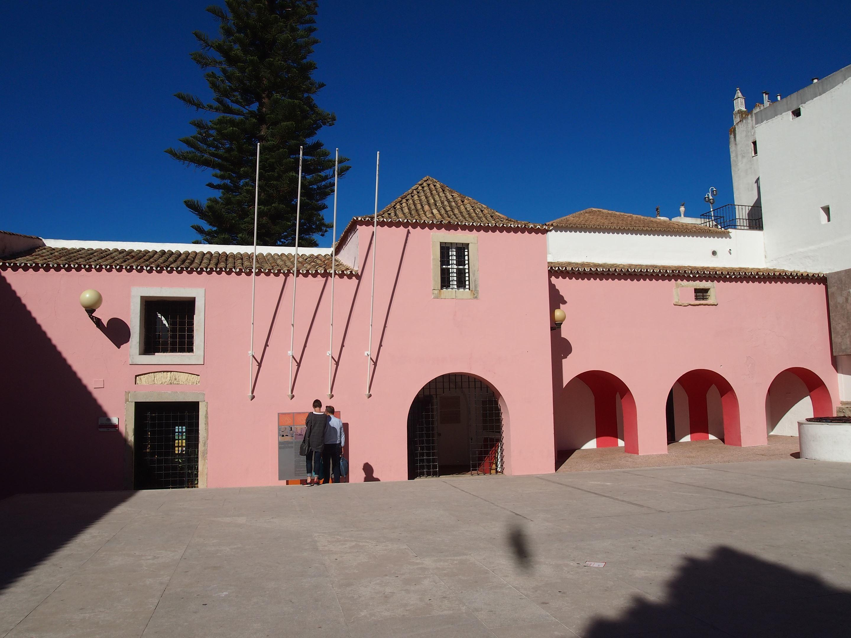 Convento Espirito Santo, Loulé, Algarve