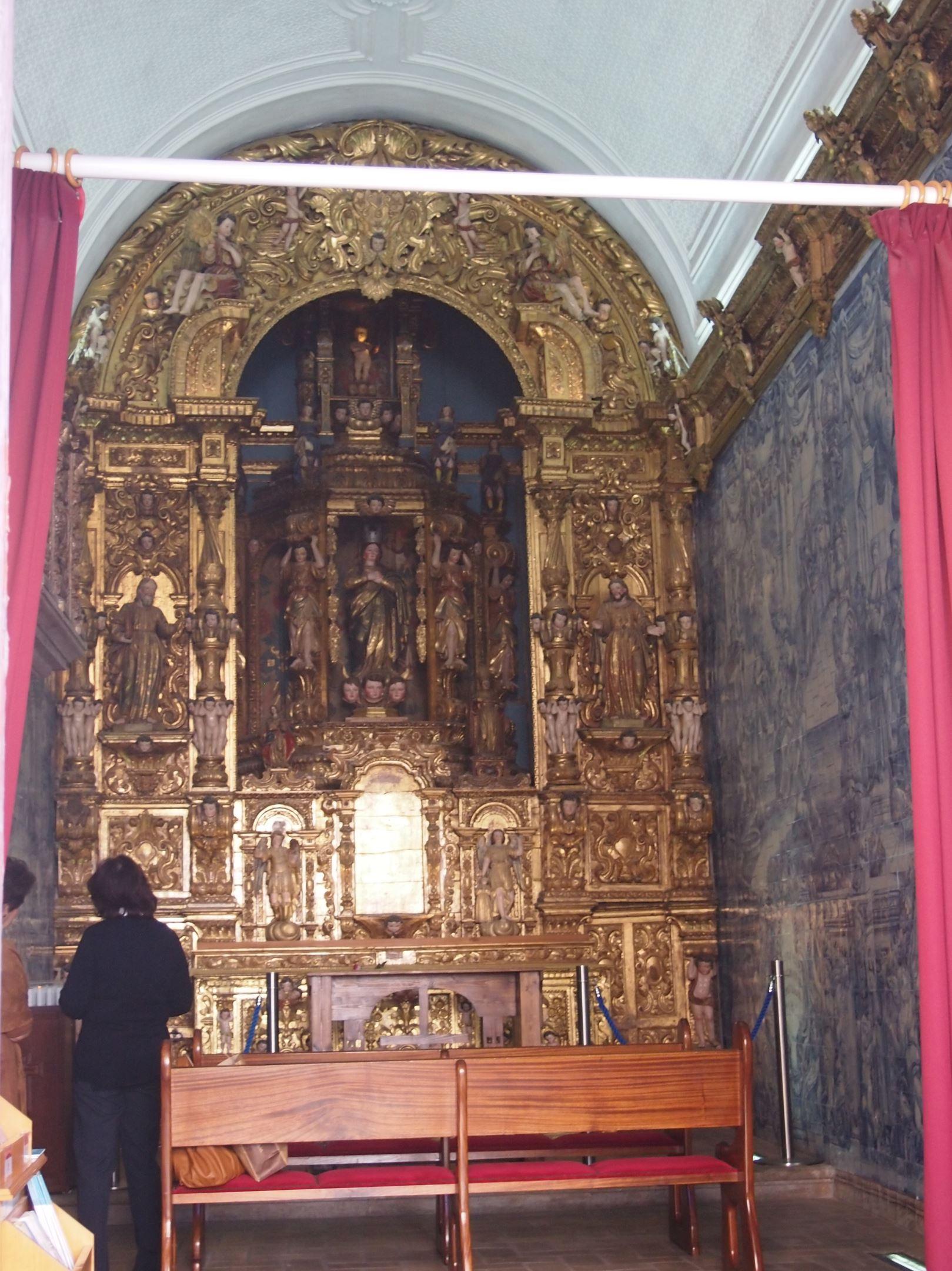 Capela de Nossa Senhora da Conceição, Loulé, Algarve