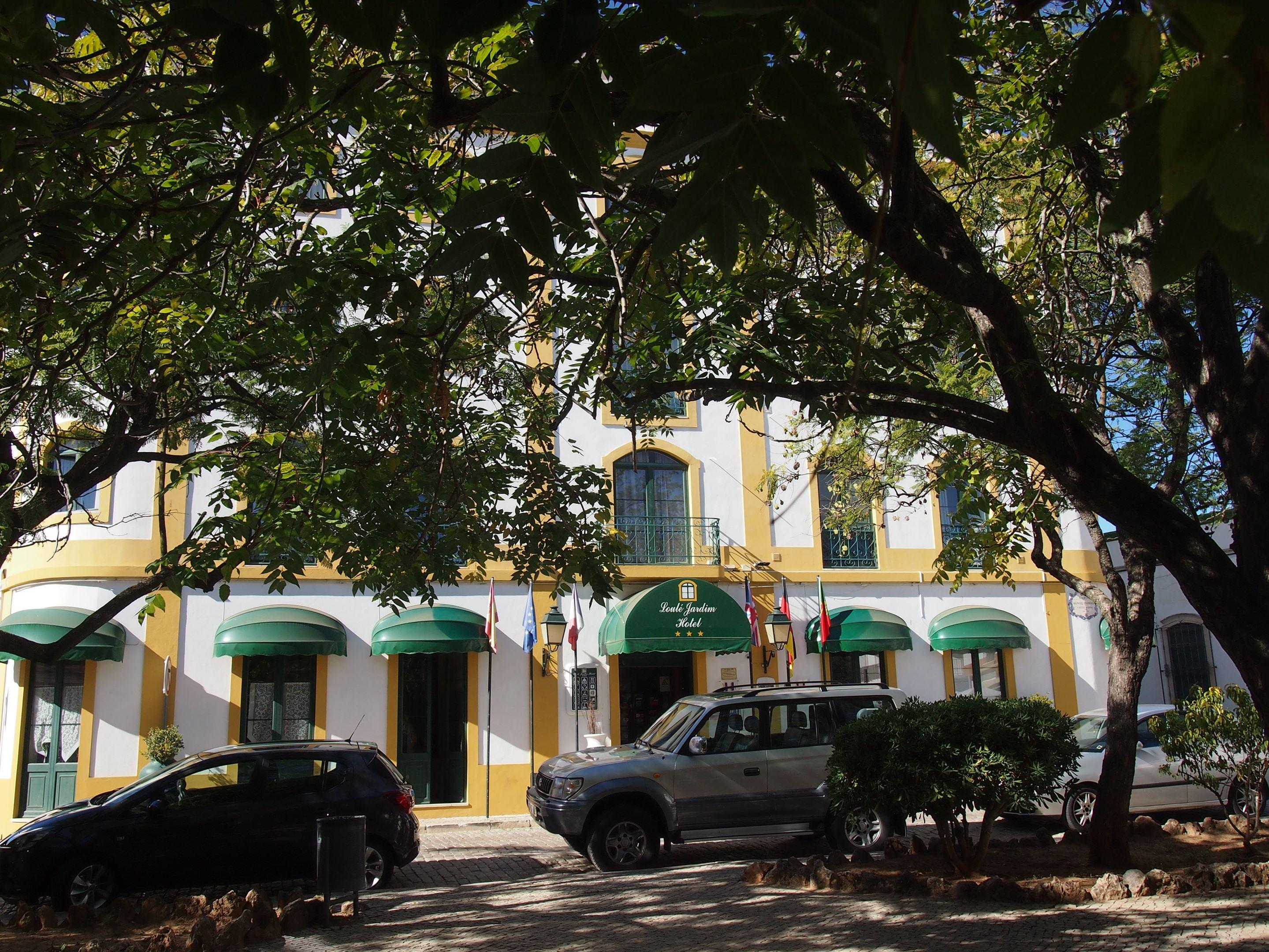 Hôtel Loulé Jardim, Loulé