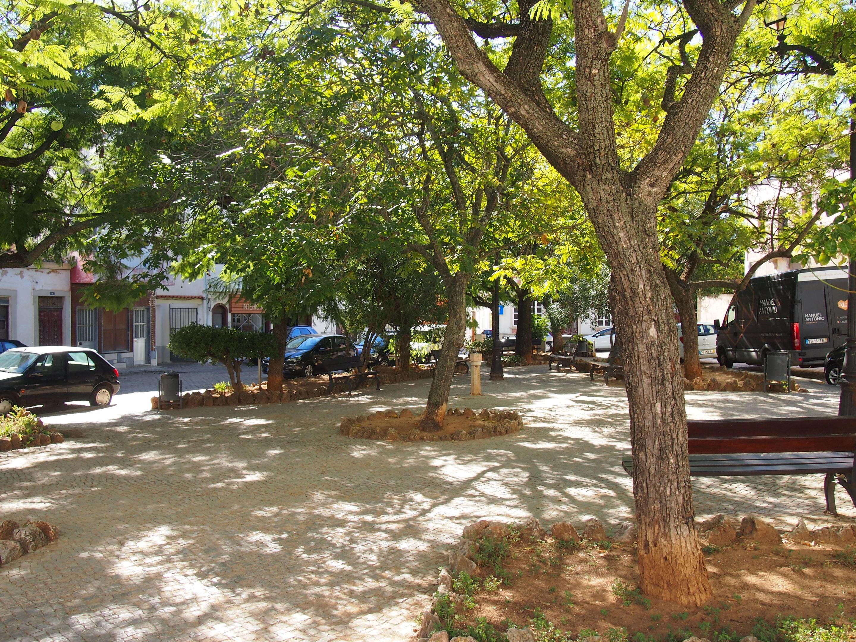 Jardim Manuel de Arriaga, Loulé