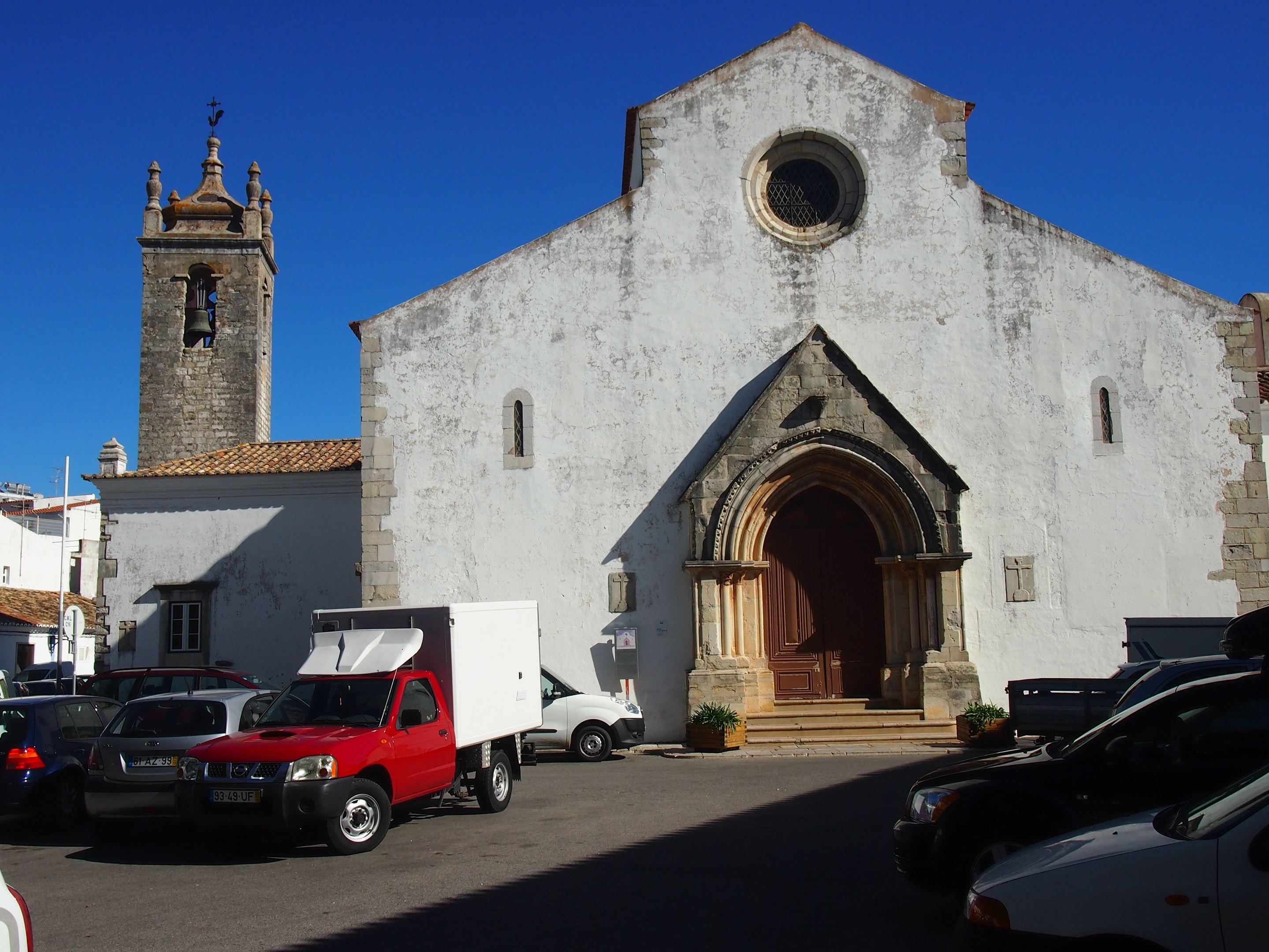 Igreja (église) de São Clemente, Loulé