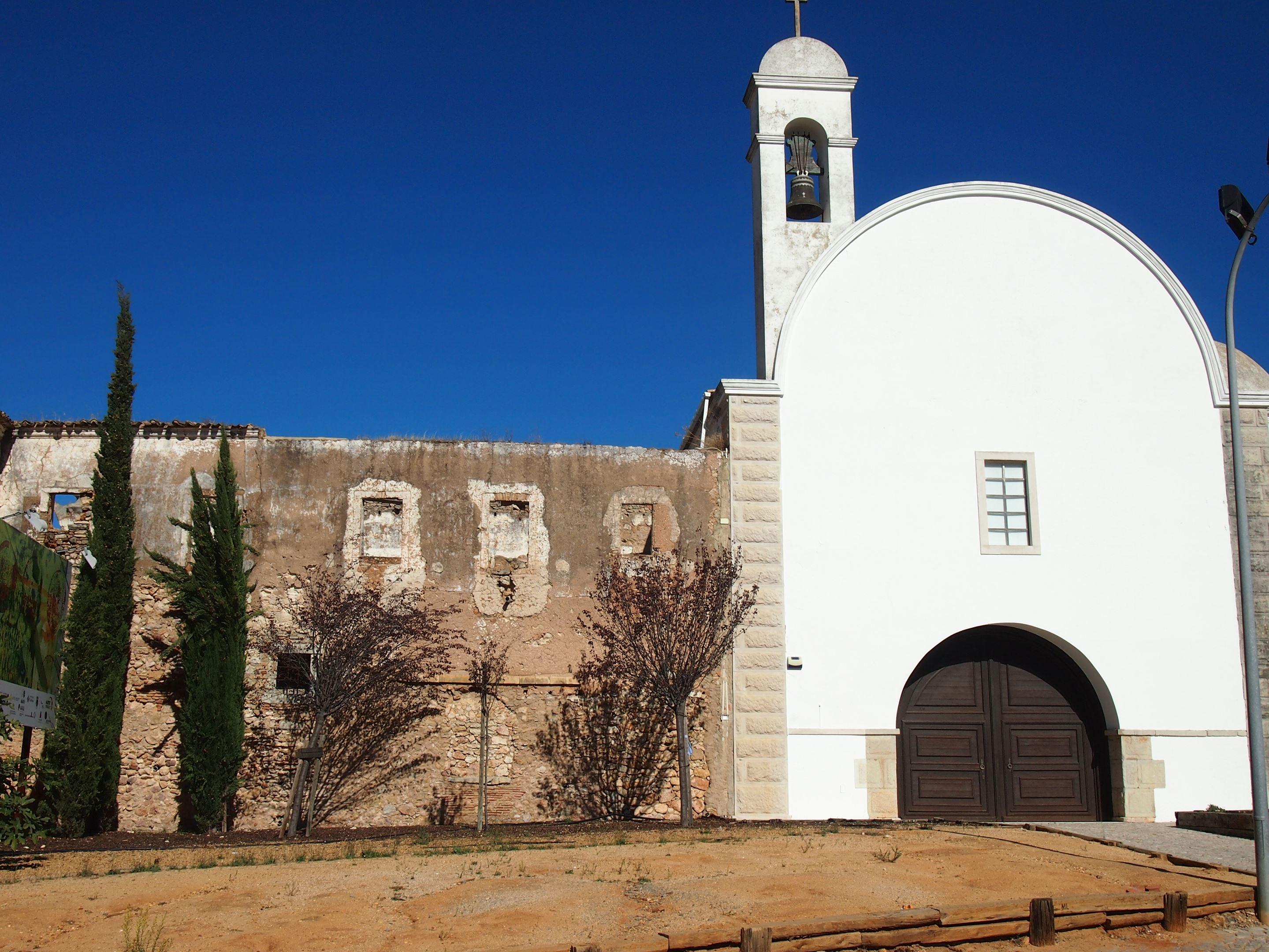 Couvent de Santo António, Loulé, datant de la fin du 17ème siècle