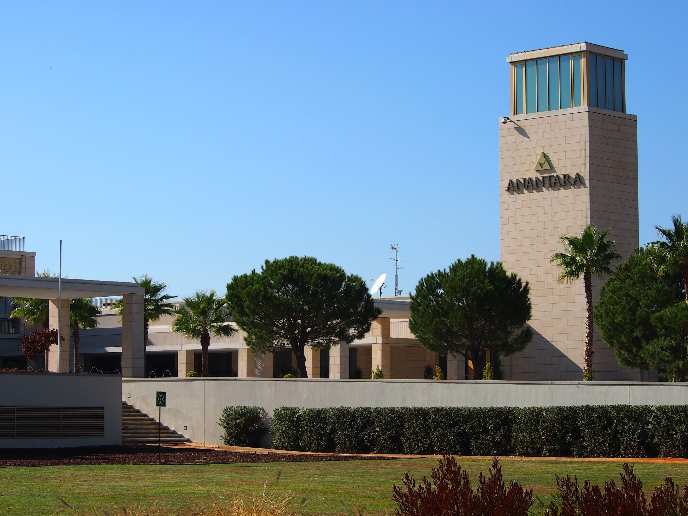 The Anantara Vilamoura hotel, Algarve, Portugal