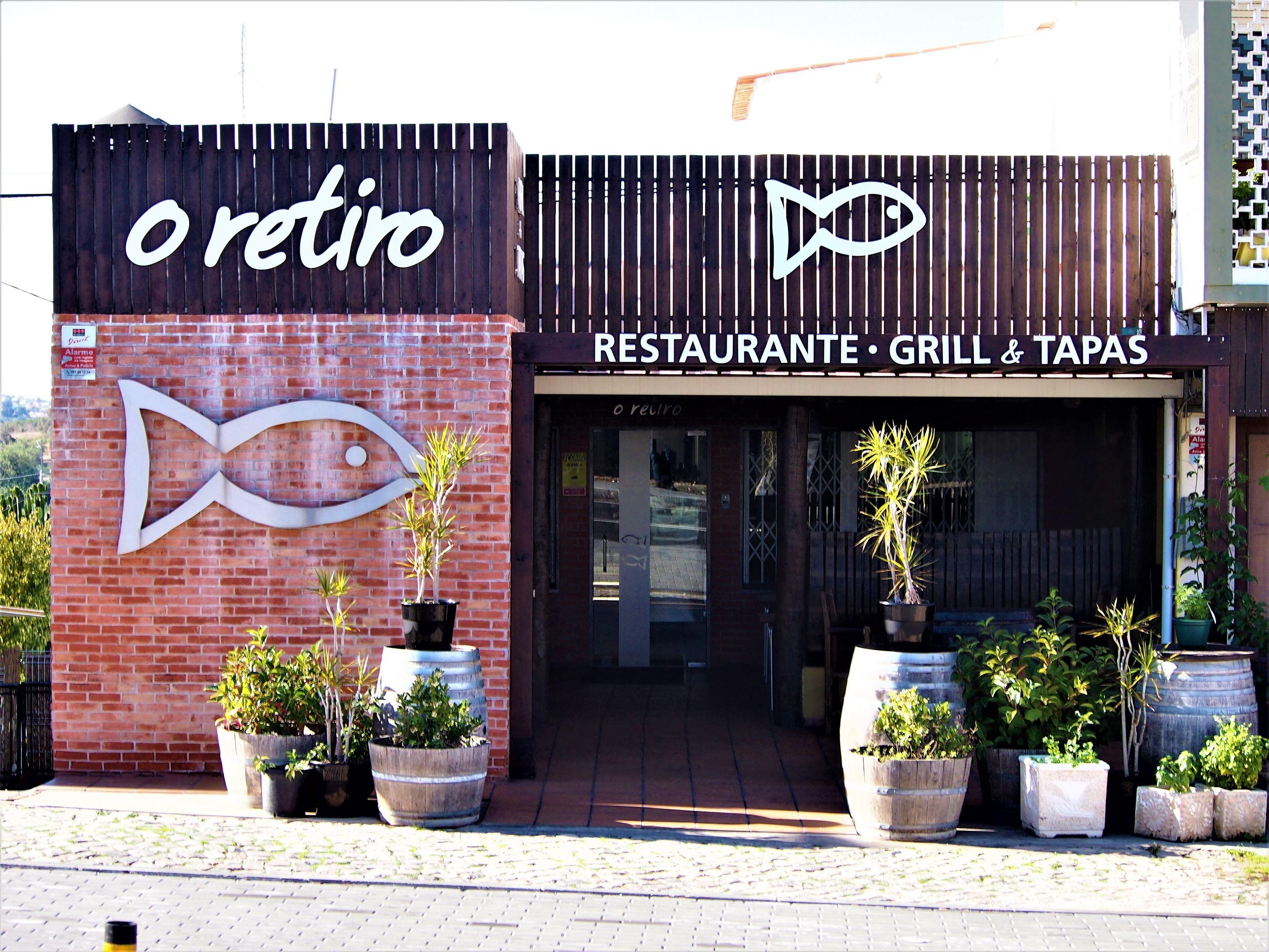 Restaurante O Retiro, Boliqueime