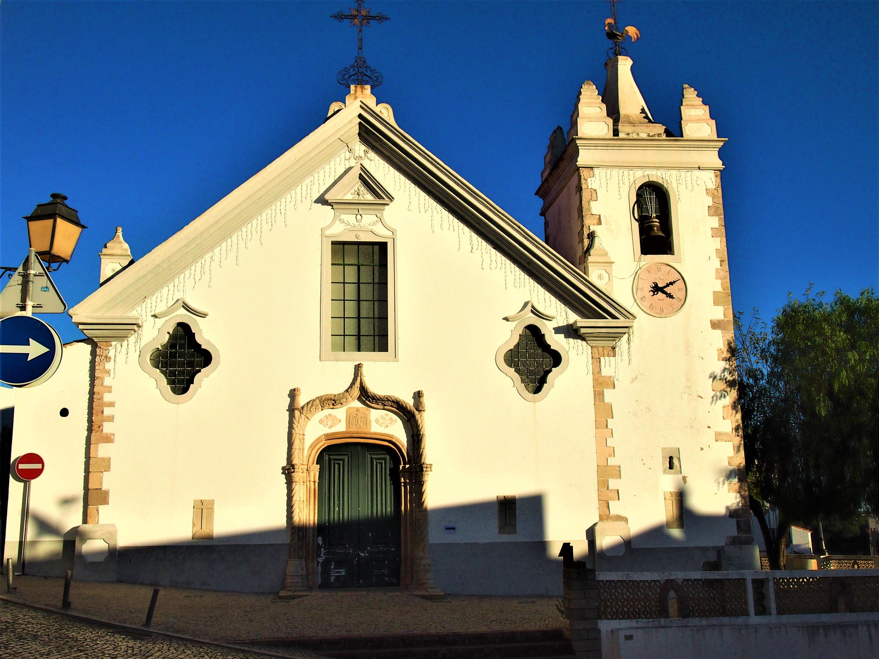Igreja Matriz de Alte - The Mother Church in Alte, Algarve