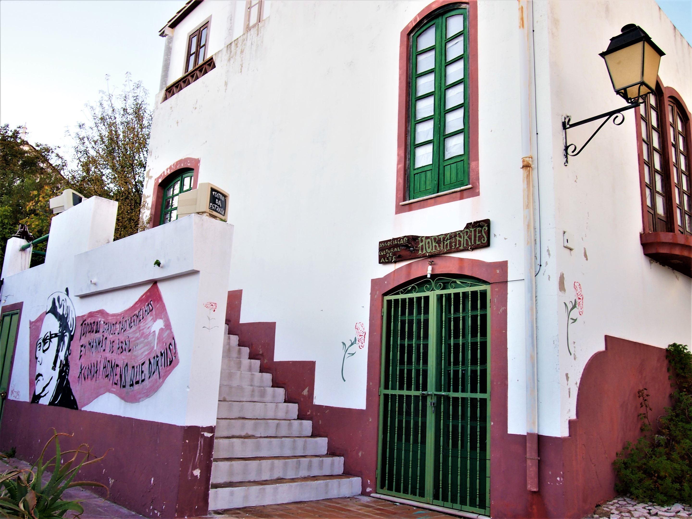 Horta das Artes - Cultural Centre in Alte, Algarve