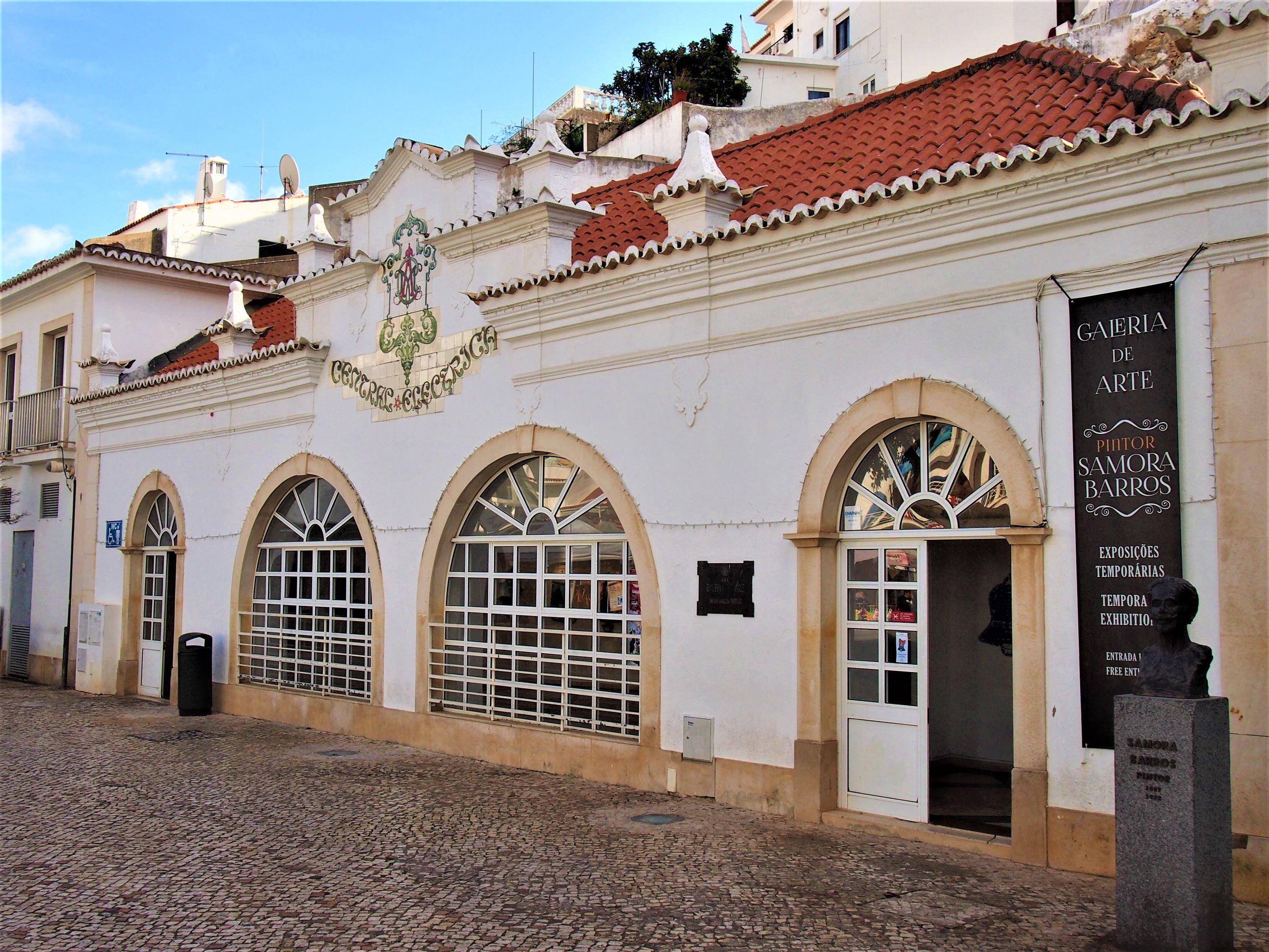 Galeria de Arte Pintor Samara Barros, Albufeira