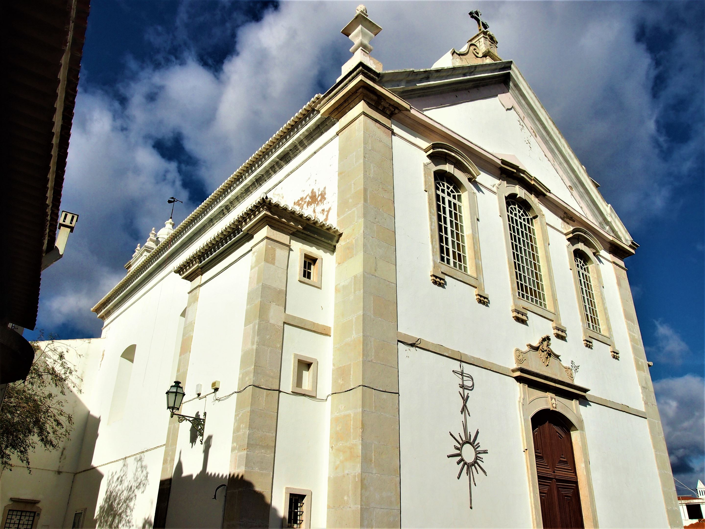 Igreja Matriz - Albufeira's Mother church