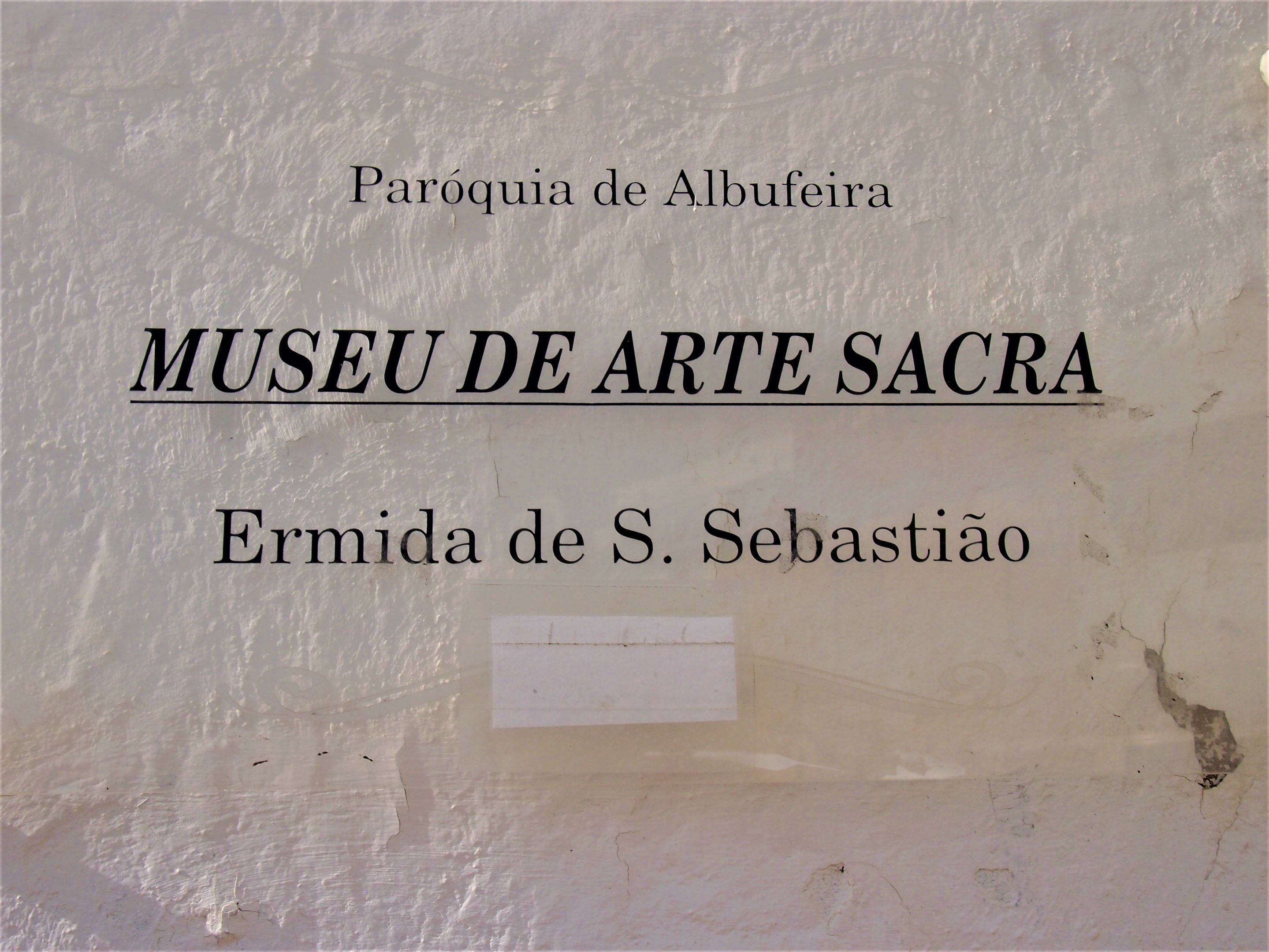 Museum of Sacred Art, Albufeira