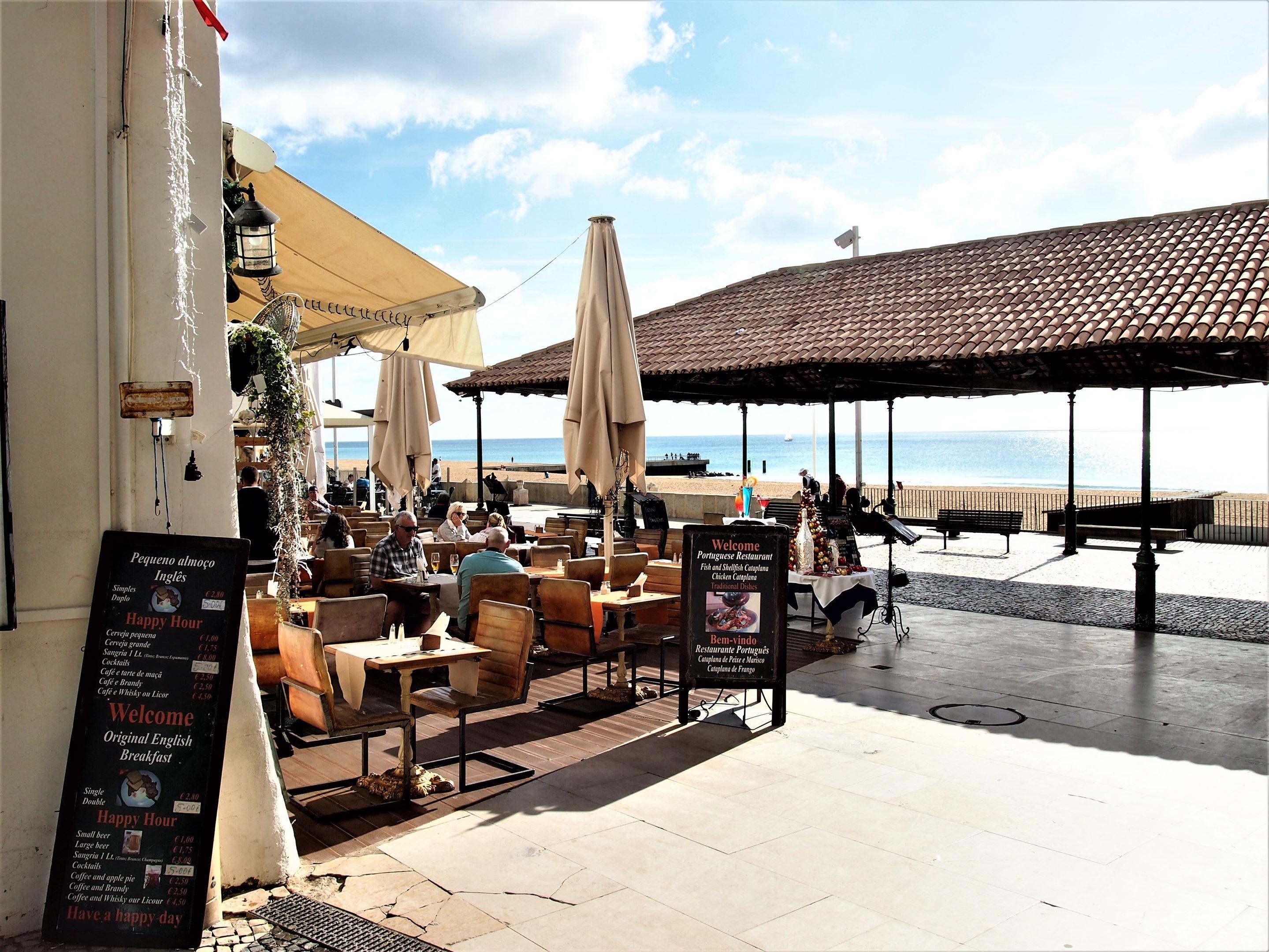 Cabana Fresca restaurant, Albufeira