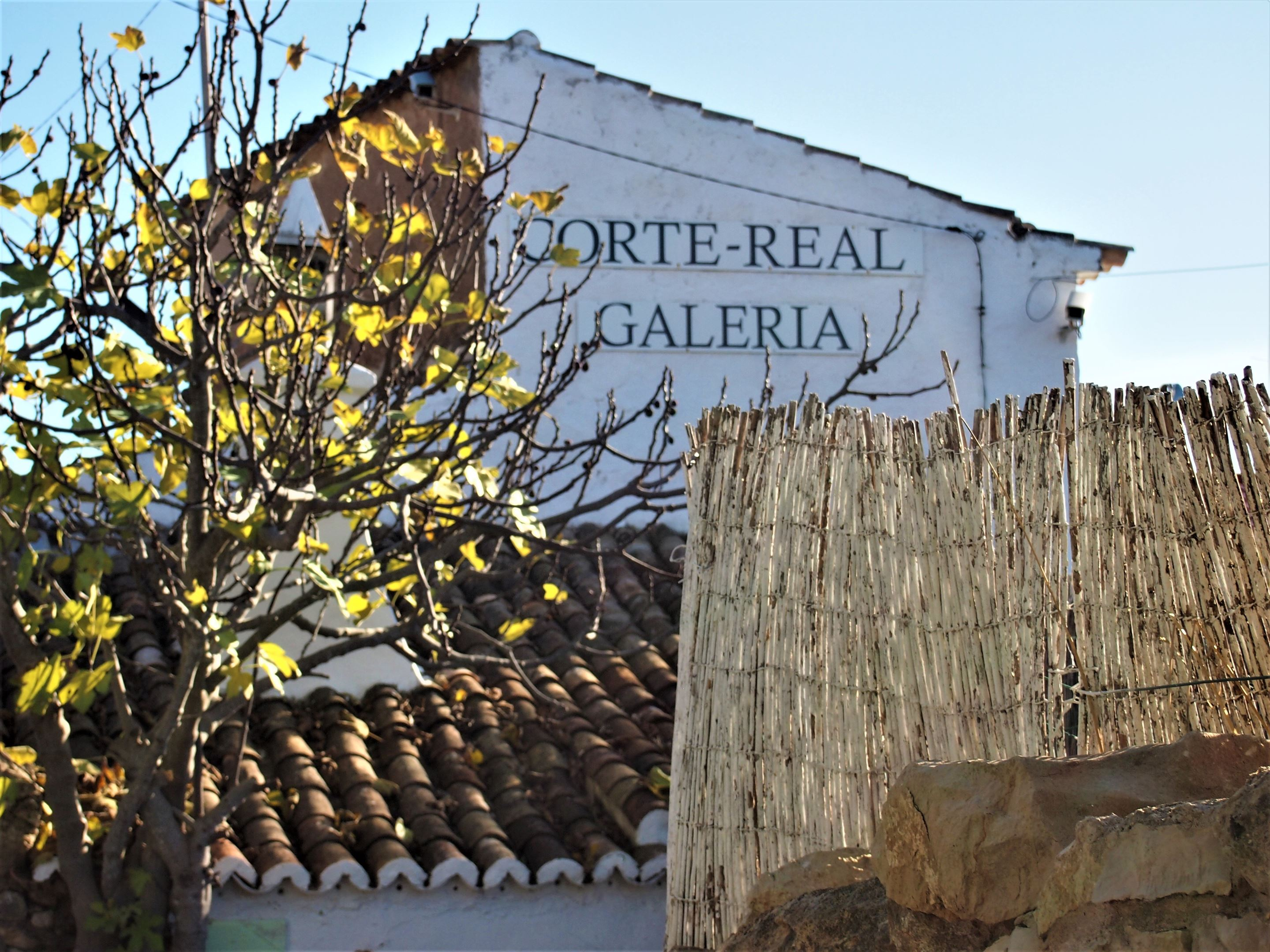 Côrte-Real Art Gallery, Paderne, Algarve