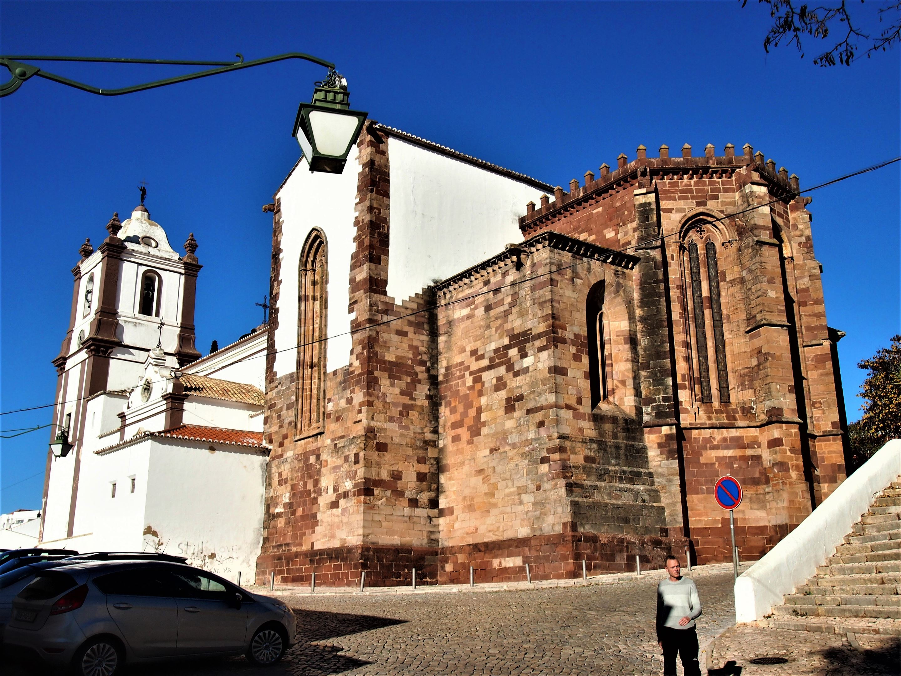 Silves Cathedral, Algarve