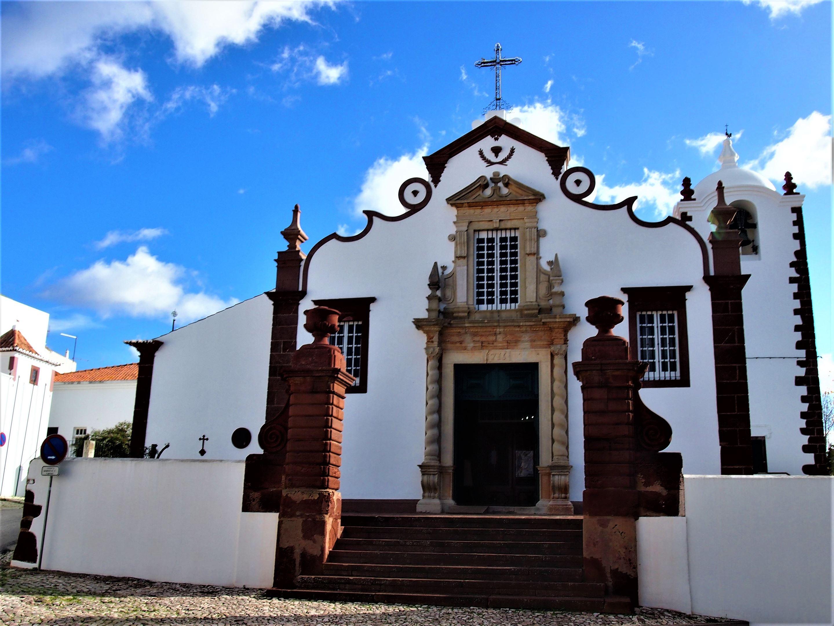The Igreja Matriz (Mother Church), São Bartolomeu de Messines